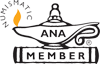 Member of the American Numismatic Association
