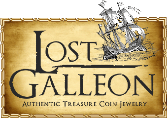 Lost Galleon :: Authentic Treasure Coin Jewelry Online Store