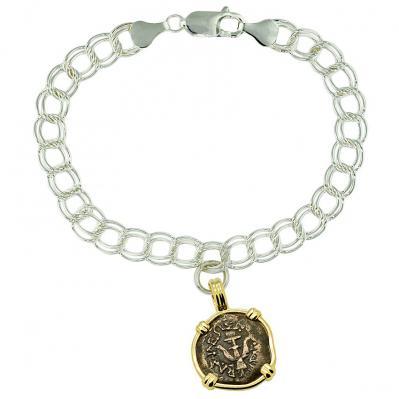 Widow's Mite Charm Bracelet