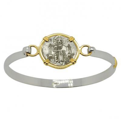 Venetian Jesus Christ Grosso Ladies Bracelet