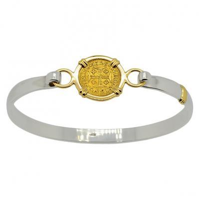 Portuguese 400 Reis Ladies Bracelet