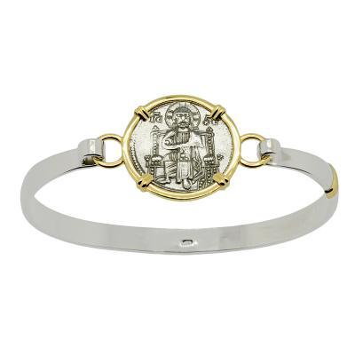 Venetian 1268-1275, Jesus Christ grosso bracelet