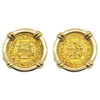 #8751 Portuguese 400 Reis Cufflinks