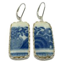 Caribbean Shipwreck Pottery Earrings