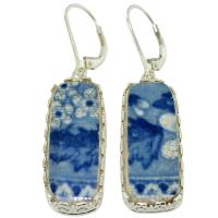 SOLD Caribbean Shipwreck Pottery Earrings; Please Explore Our Earrings For Similar Items.