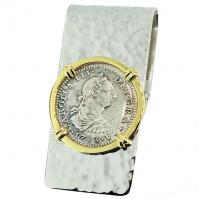 SOLD El Cazador Shipwreck 1 Real Money Clip; Please Explore Our Money Clips For Similar Items.