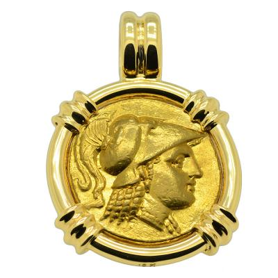 Alexander the Great Stater Pendant