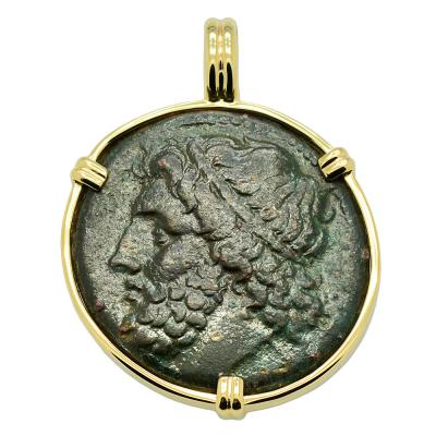 SOLD Poseidon Tetras Pendant. Please Explore Our Greek Pendants For Similar Items.