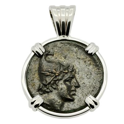 Perseus and Sword Pendant