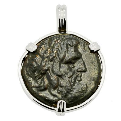 Zeus and Hera Pendant