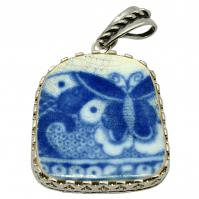 SOLD Caribbean Shipwreck Pottery Pendant; Please Explore Our Roman Category For Similar Items.
