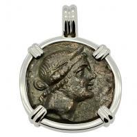 Goddess Aphrodite Pendant