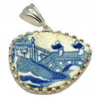 SOLD Caribbean Shipwreck Pottery Pendant; Please Explore Our Pottery Pendants For Similar Items.