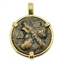 Poseidon Tetras Pendant