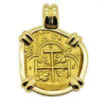 Colonial Spanish Cartagena 2 escudo