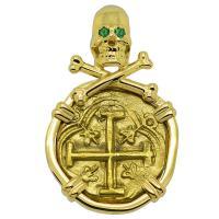 Colonial Spanish Bogota 2 escudo