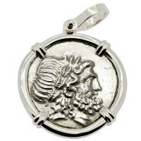 #6308 Zeus & Athena Stater Pendant