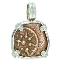 #7448 Widows Mite Pendant