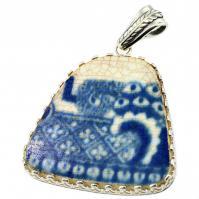#7602 Caribbean Shipwreck Pottery Pendant