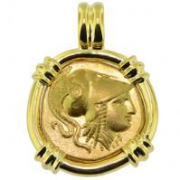 #8967 Alexander the Great Stater Pendant