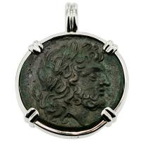 #9141 Zeus & Eagle Pendant
