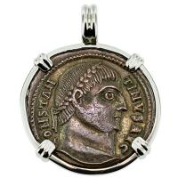 #9221 Constantine the Great Pendant