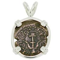 #9268 Widows Mite Pendant