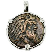 #9276 Pan & Griffin Pendant