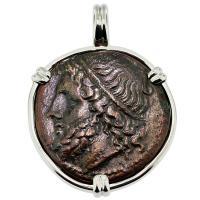 #9332 Poseidon Tetras Pendant