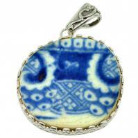 #9473 Caribbean Shipwreck Pottery Pendant
