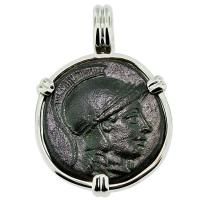 SOLD Athena and Apollo Pendant; Please Explore Our Greek Pendants For Similar Items.