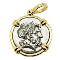 #9537 Zeus & Athena Stater Pendant