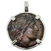 #9578 Apollo & Eagle Pendant