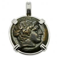 Philip II Apollo and Horseman Pendant