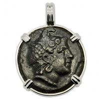 SOLD Perseus & Eagle Pendant; Please Explore Our Greek Pendants For Similar Items.