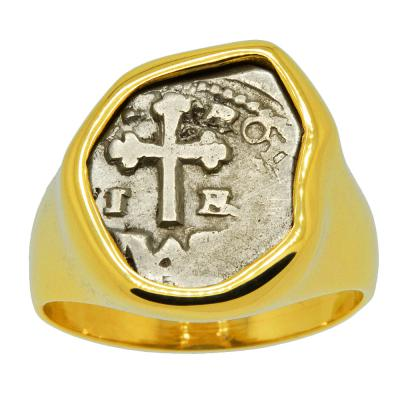 King Charles II One Real Men's Ring