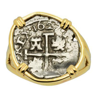 King Philip IV Half Real Ladies Ring