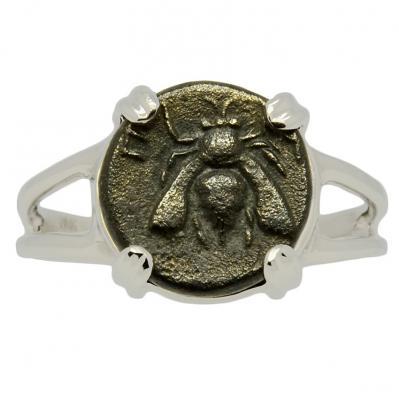 SOLD Bee & Artemis Ladies Ring; Please Explore Our Ladies Rings For Similar Items.