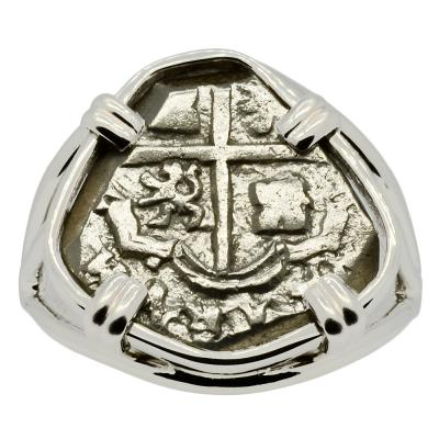 King Philip V One Real Ladies Ring