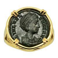 Saint Helena Follis Ladies Ring