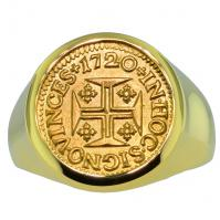 SOLD Portuguese 400 Reis Mens Ring; Please Explore Our Men's Rings For Similar Items.